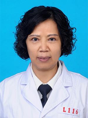 温州老年病医院——冯菊兰