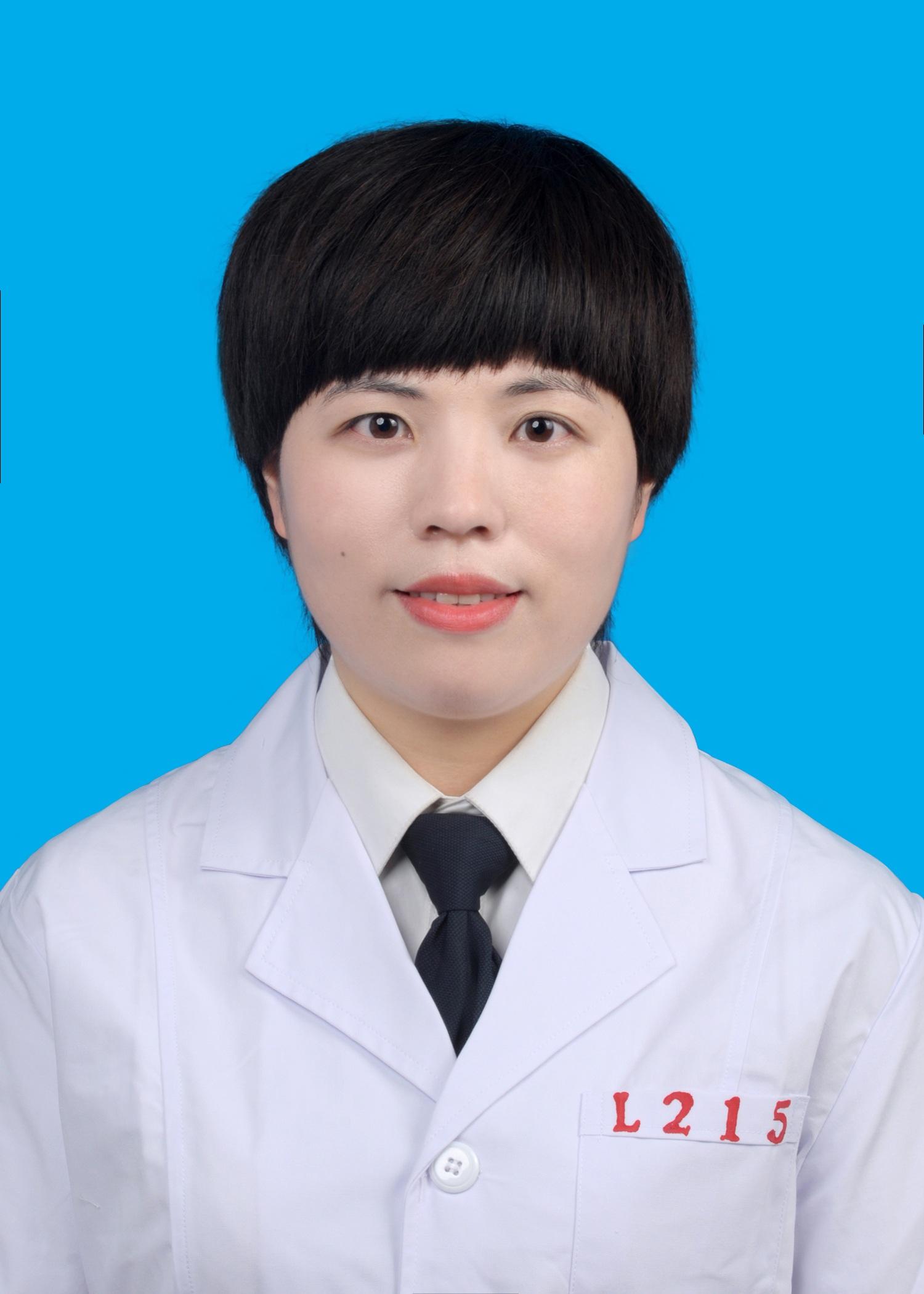 温州老年病医院——刘漫漫