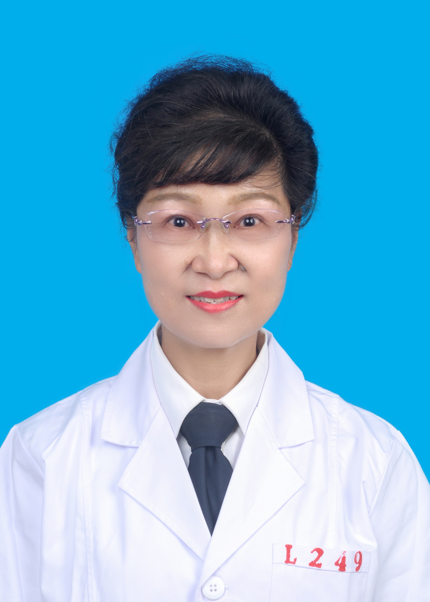 温州老年病医院——戴彩香